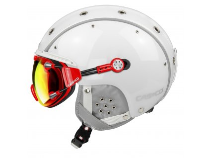 CASCO SP 3 Airwolf White shiny FX 70 side rgb 07.2510