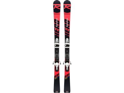 Rossignol hero junior multi event xpress jr xpress jr 7 b83 black white