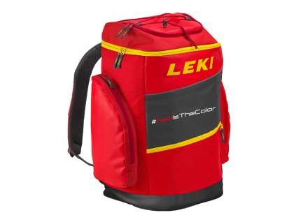 Leki bootbag race red