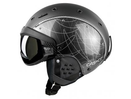 Casco SP6 SIX Limited Grey Side 2571