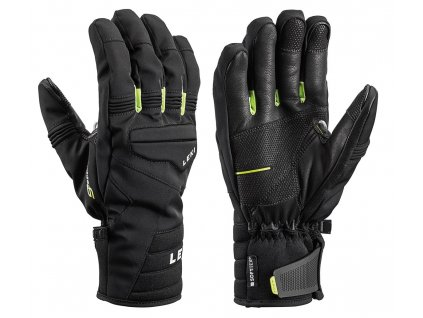 Leki progressive 7 black lime