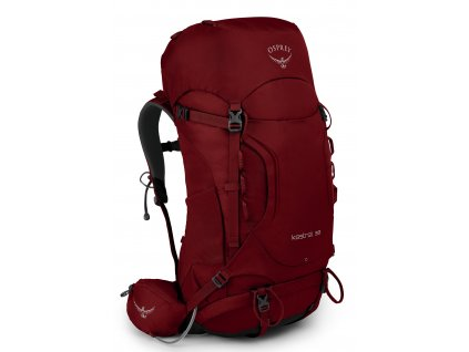 Kestrel 38 S19 Side Rogue Red