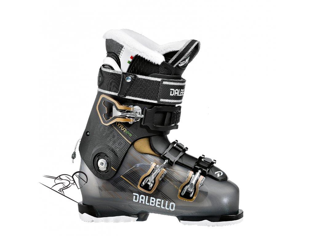 Dalbello KYRA MX 90 DKM90L7 BTB skiexpert