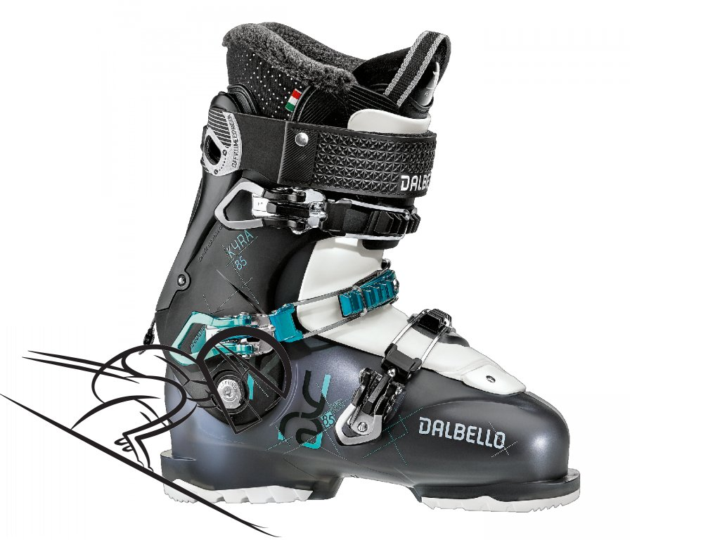Dalbello KYRA 85 D1807022 00 skiexpert