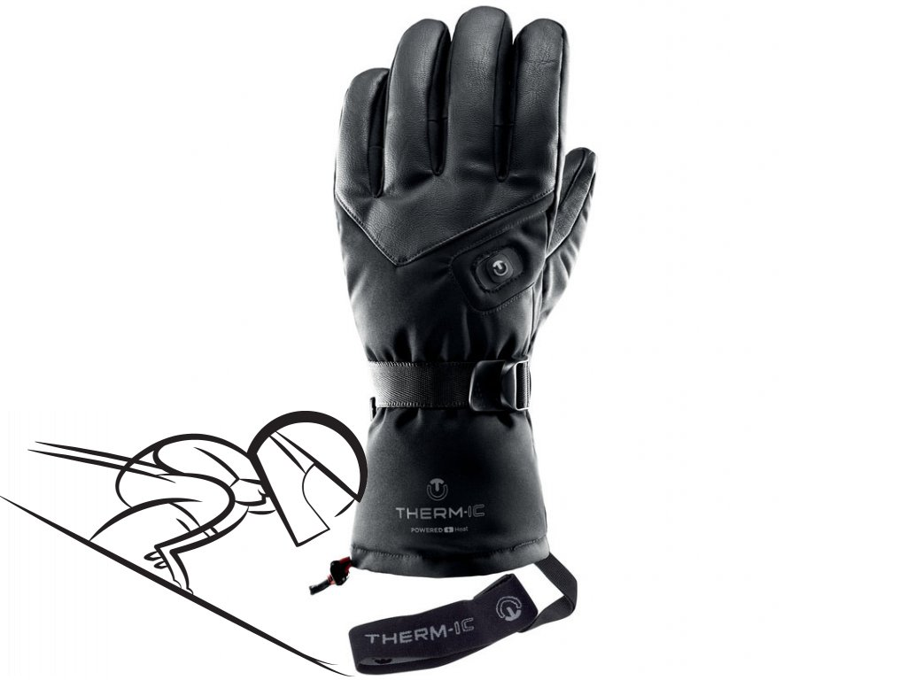 THERMIC pwrgloves men T46 0100 001 85 se