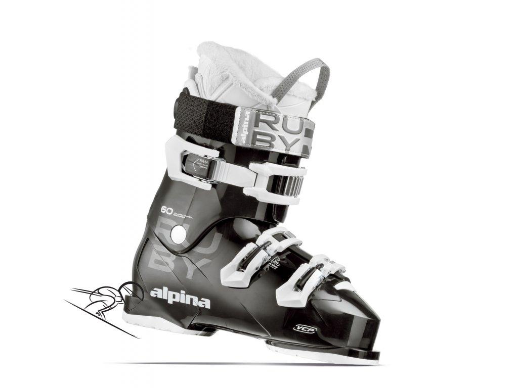 Alpina 3l221 ruby60 skiexpert