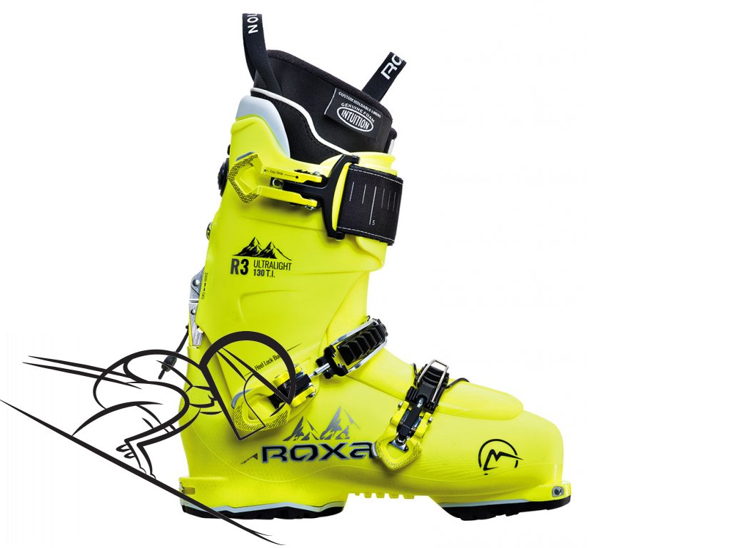 Roxa R3 130 TI skiexpert cz trtik brno
