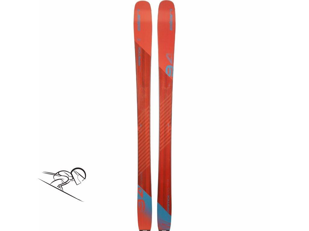lyze elan ripstick 94 w trtik skiexpert brno