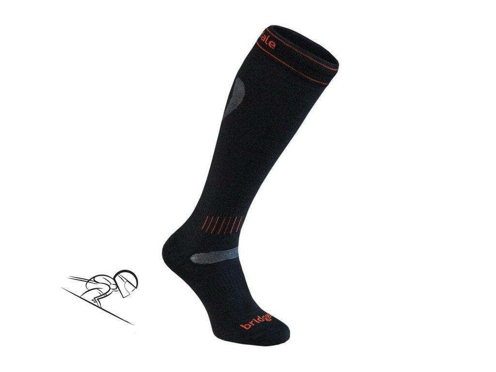 BD ultra fit black orange skiexpert