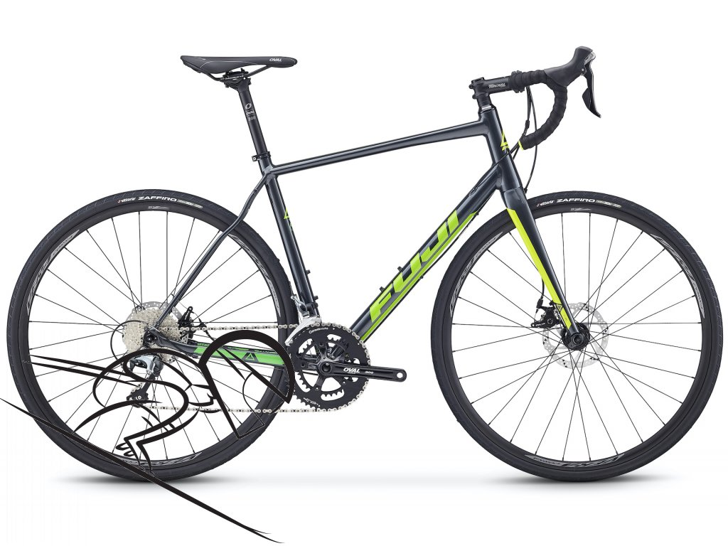 394 fuji sportif 15 disc anthracite cyklo trtik brno