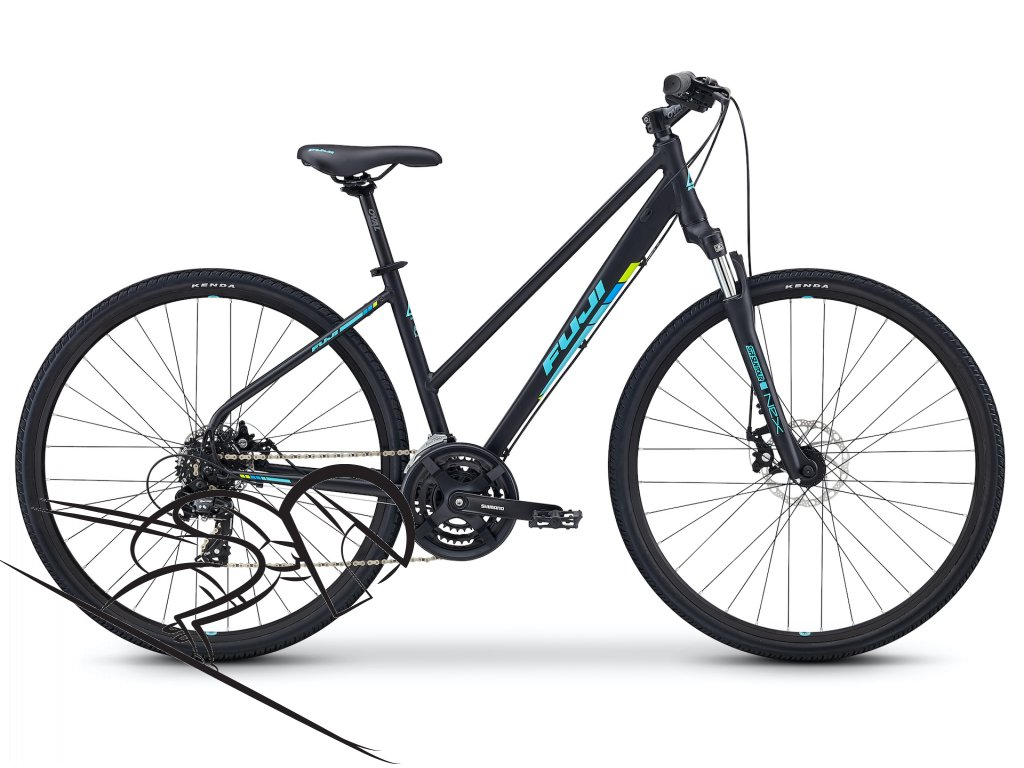 357 fuji traverse 17 st satin black cyklo trtik brno