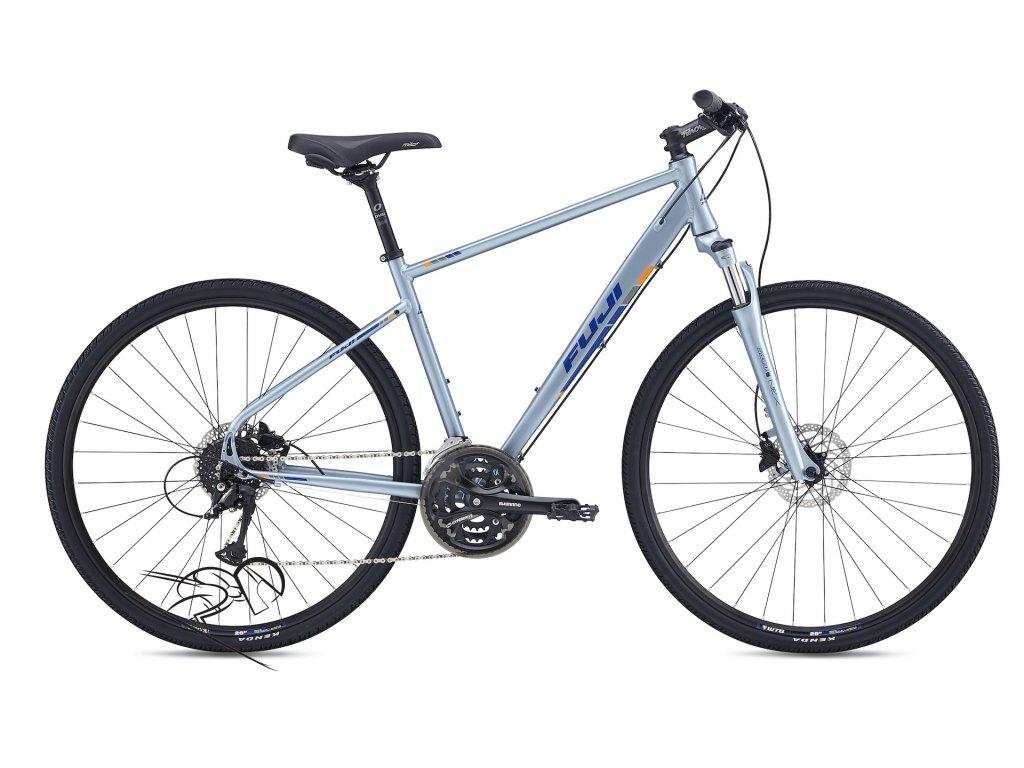 320 fuji traverse 13 gray cyklo trtik brno