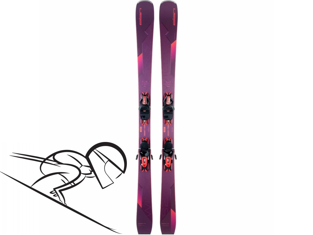lyze elan wildcat 82 c power shift actgkd20 brno trtik skiexpert