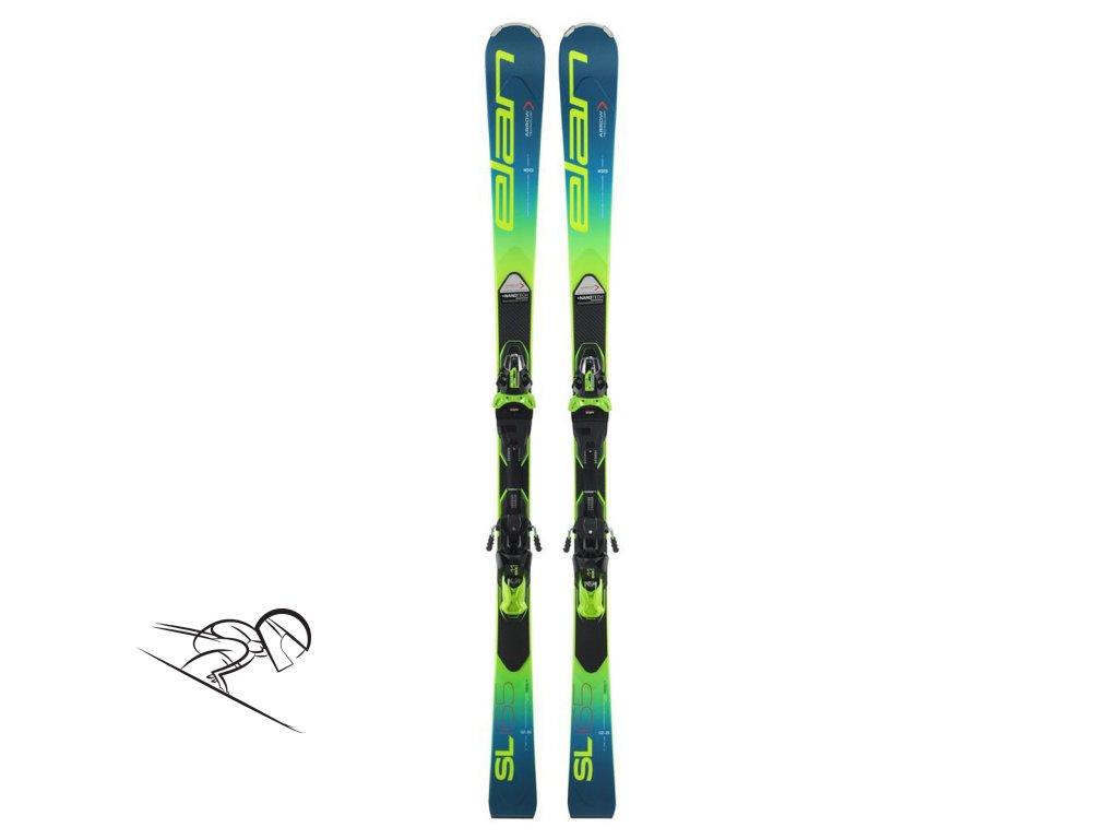 elan sl fusion x skiexpert cz slalom