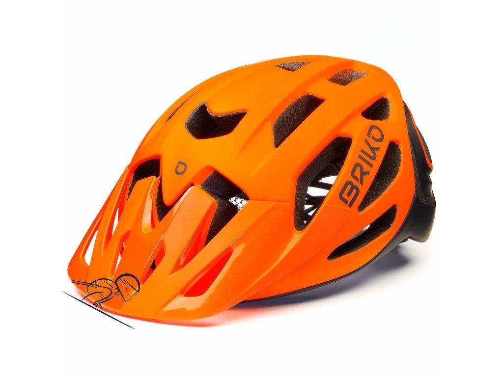 briko sismic orange