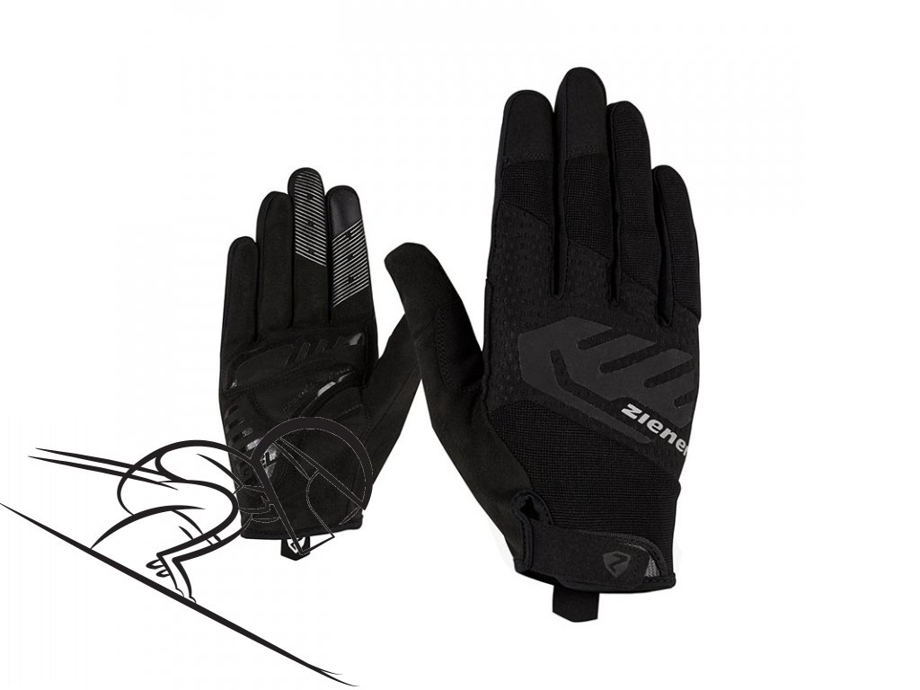 218207 12 ched touch black