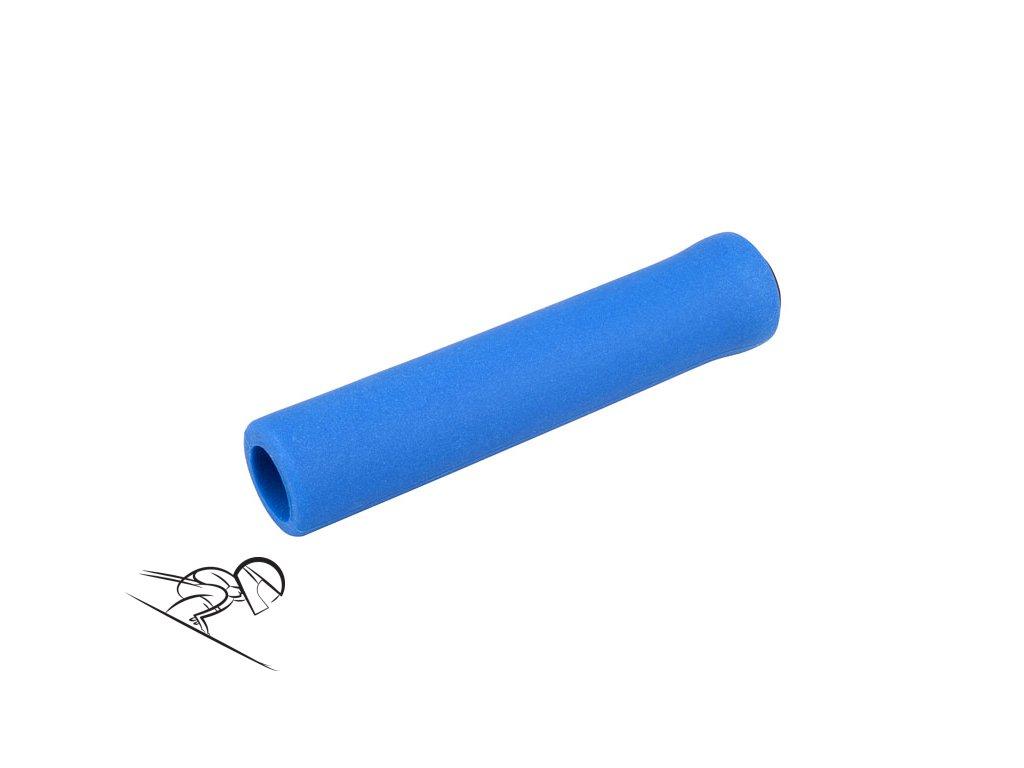 PRO T Plus Silikon modrý grip