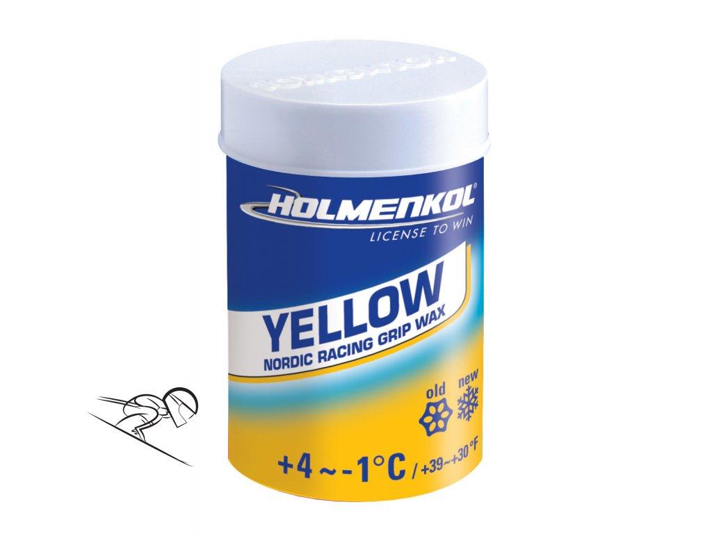 24210 GripWax Yellow new