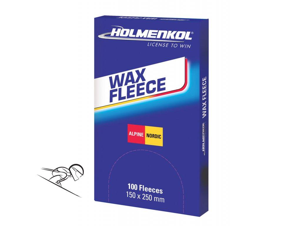 6209 holmenkol wax fleece