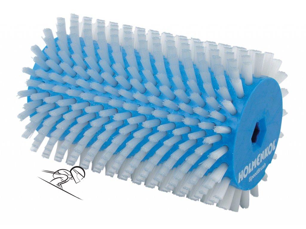 6212 holmenkol speed brush nylon