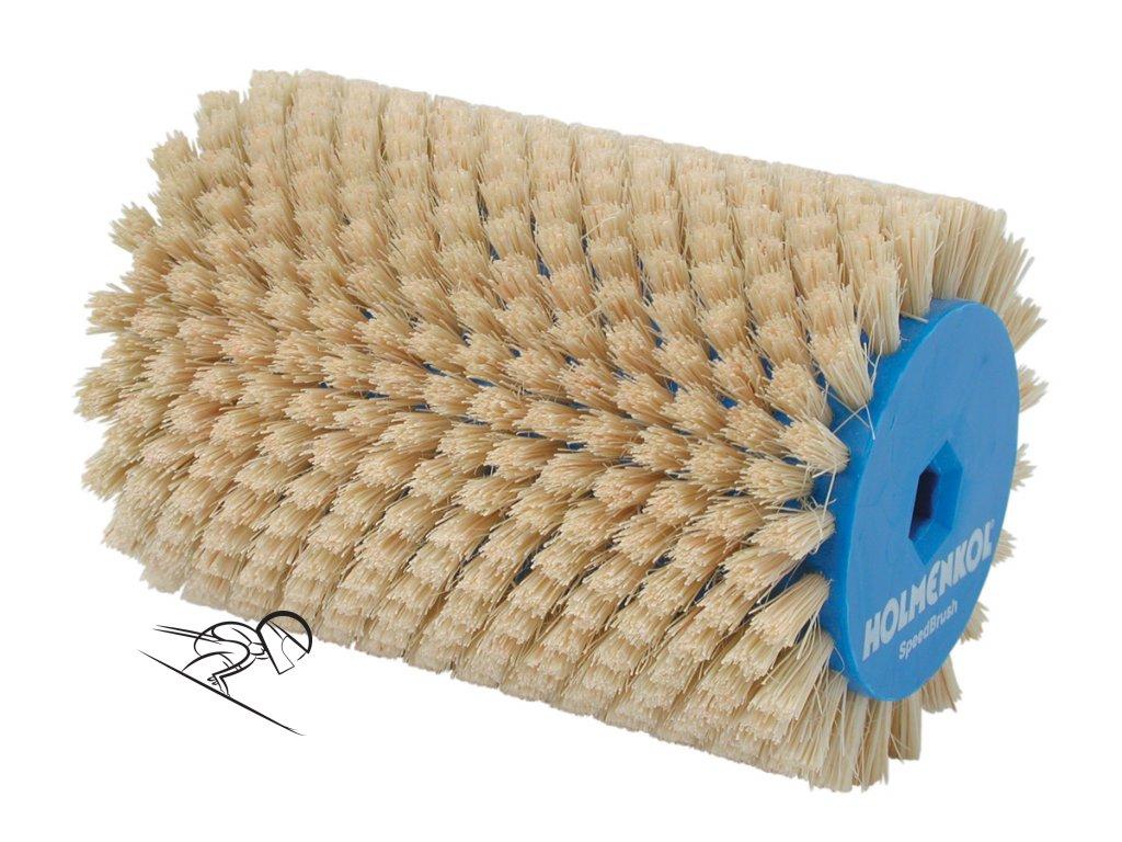 6389 holmenkol speed brush fibre