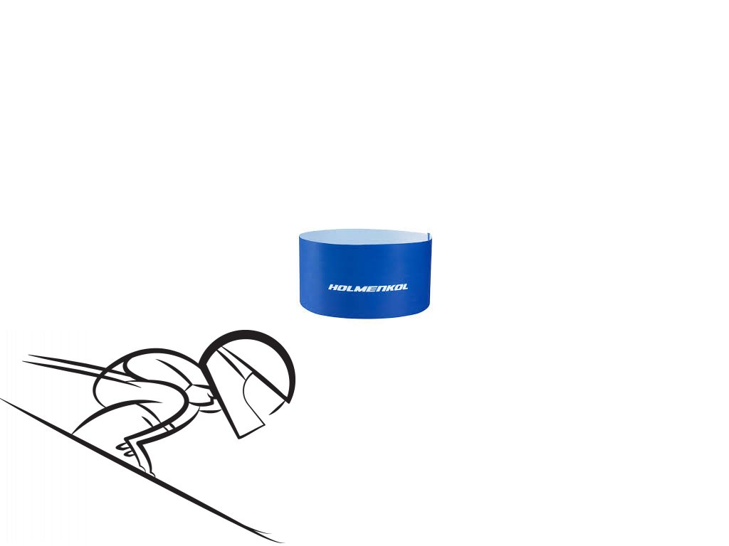 6398 holmenkol nordic race headband vel l