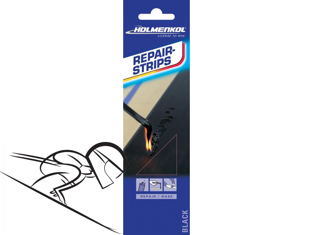 6461 holmenkol fx repair strips black 5ks