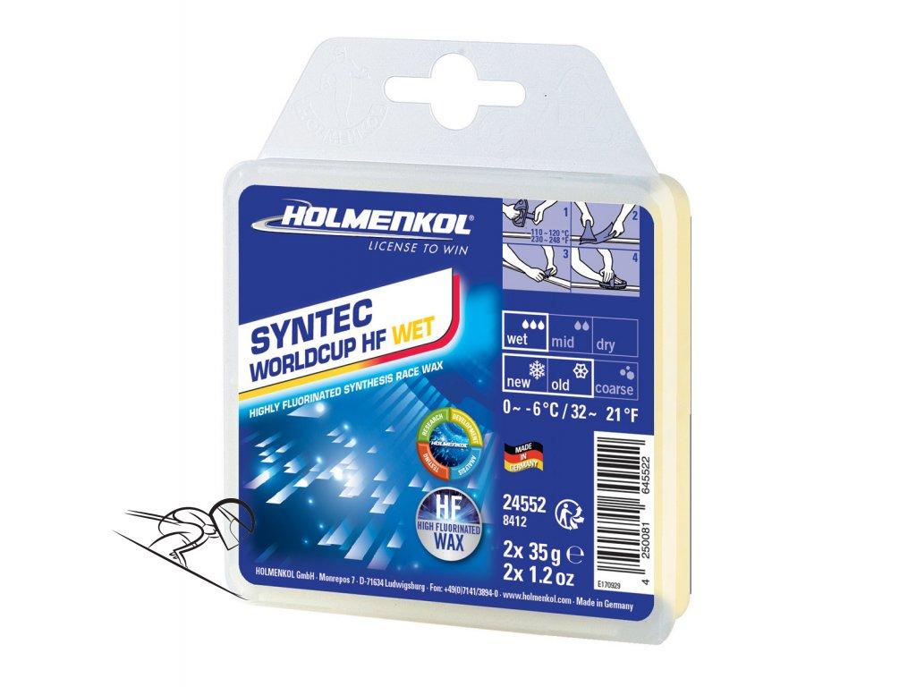 HOLMENKOL Syntec WorldCup HF WET 2x35g