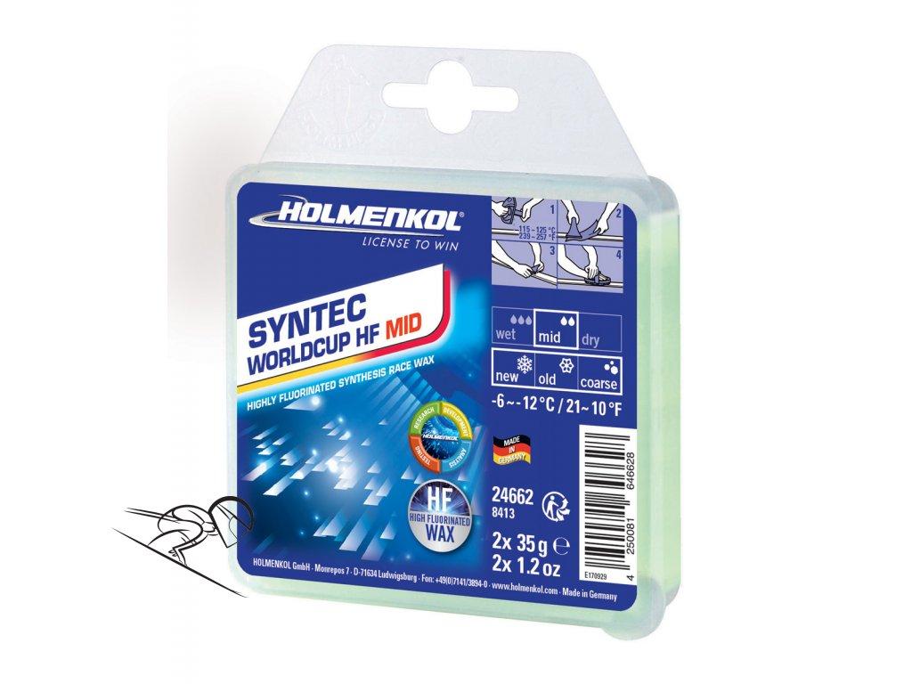 HOLMENKOL Syntec WorldCup HF MID 2x35g