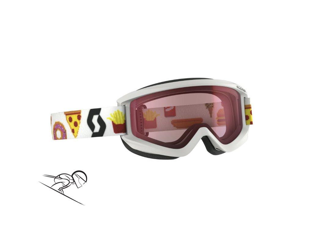 Scott Jr Agent white 2399970002004 skiexpert
