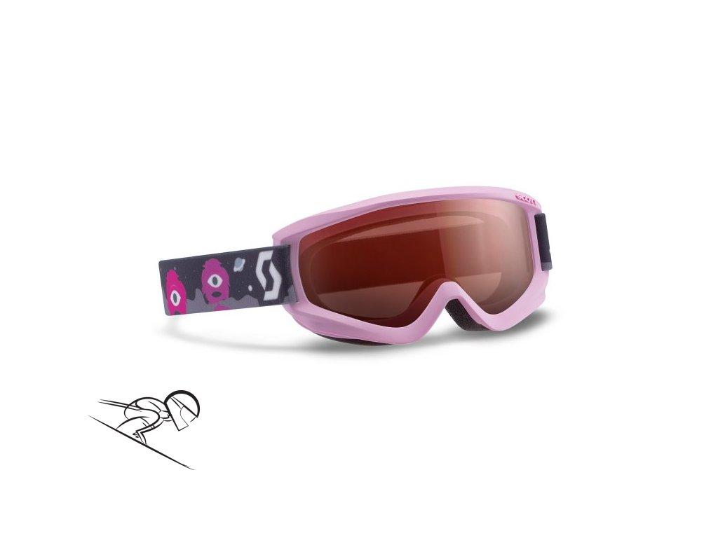 Scott Jr Agent pink amp 2399970026004 skiexpert