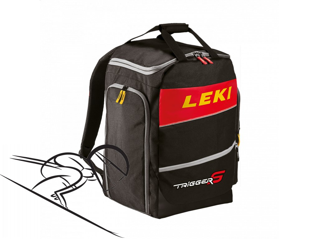 leki bootbag anthr II 360022026 skiexpert