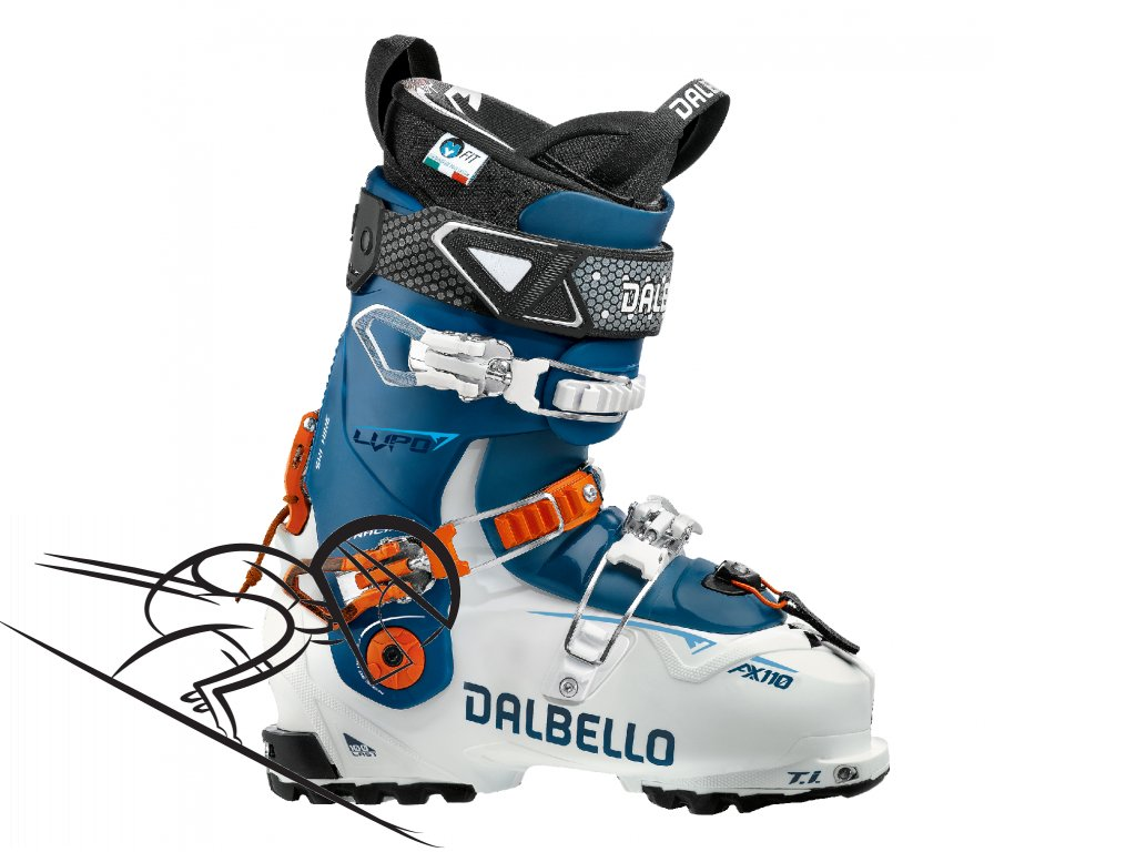 Dalbello LUPO AX 110 W DLAW110L7 WC skiexpert