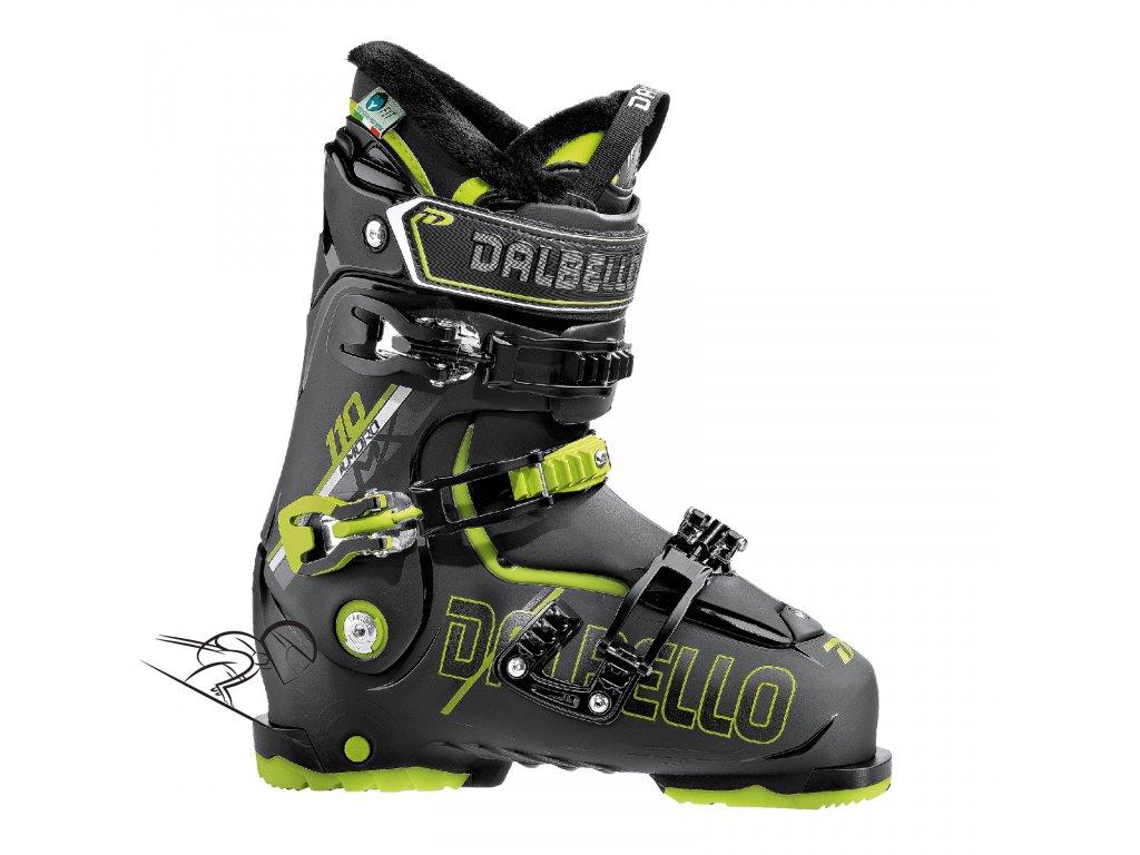 Dalbello IL MORO MX 110 DMM110M7 BTB skiexpert