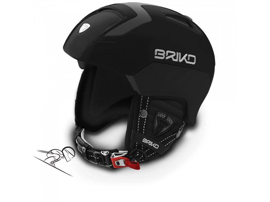 Briko stromboli matt black 20000h0 945 skiexpert