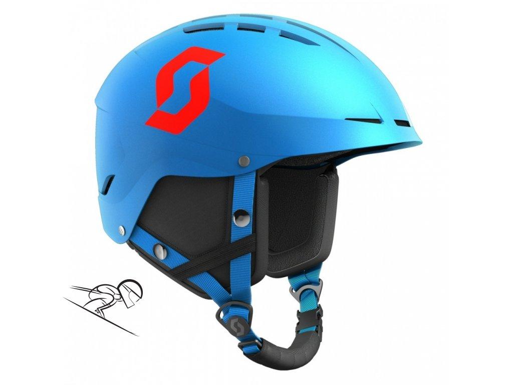 Scott Apic jr marine blue 2445072440 skiexpert