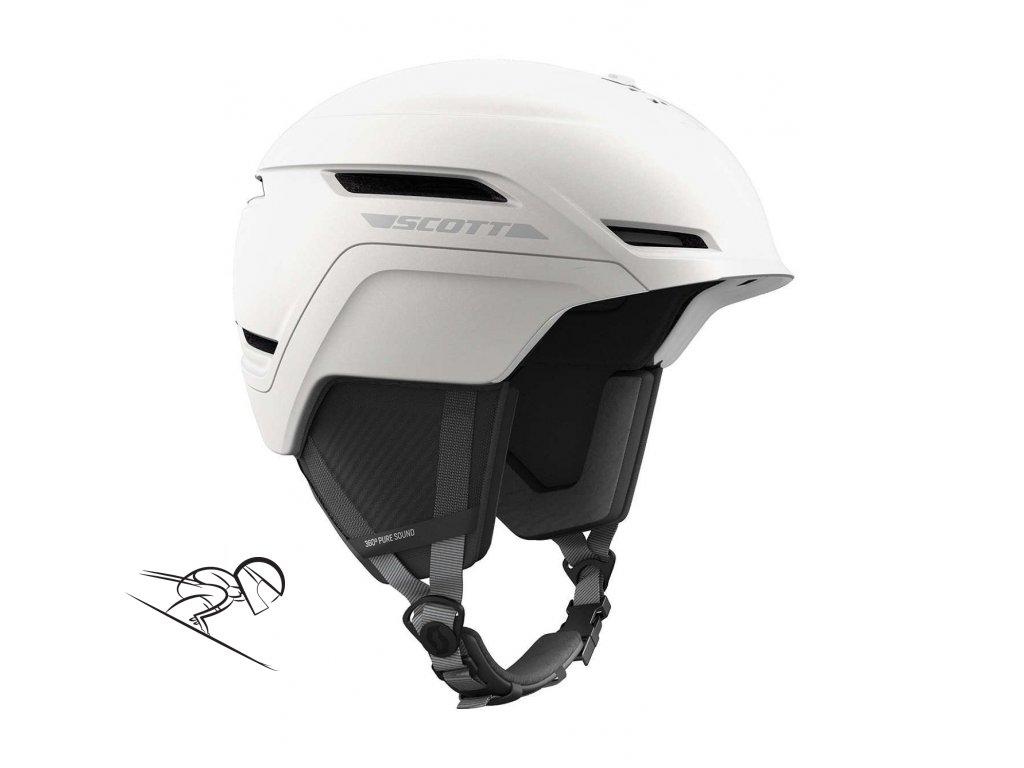 Scott Symbol 2 white 2545880002 skiexpert