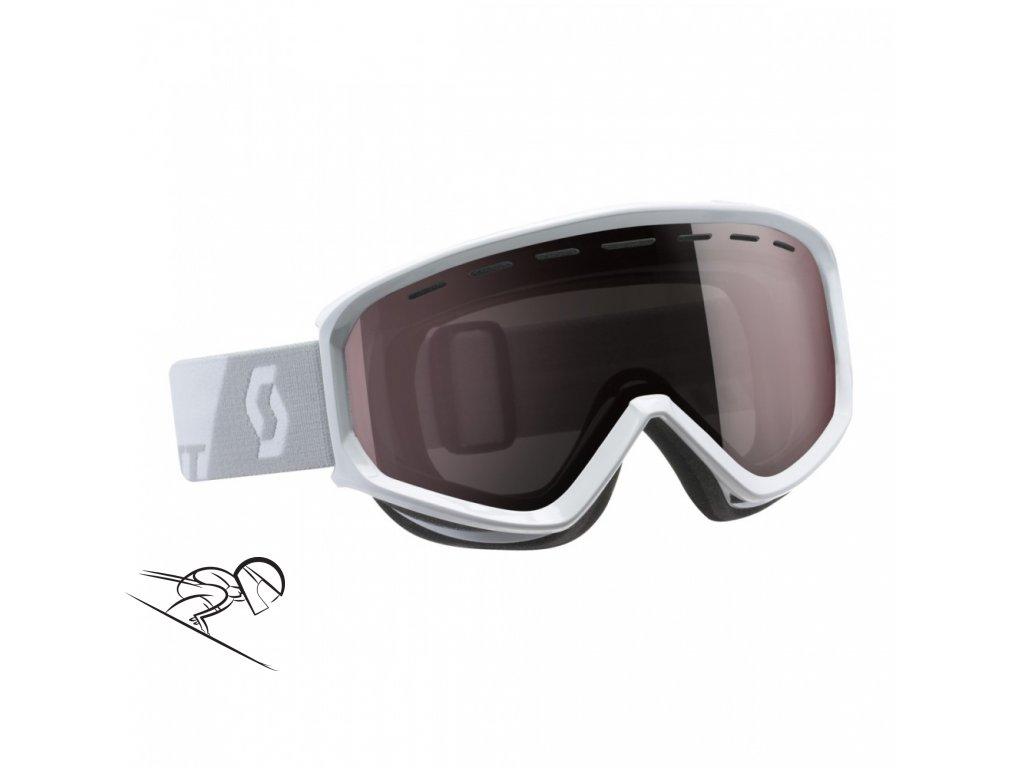 Scott Level white 2445920002313 skiexpert