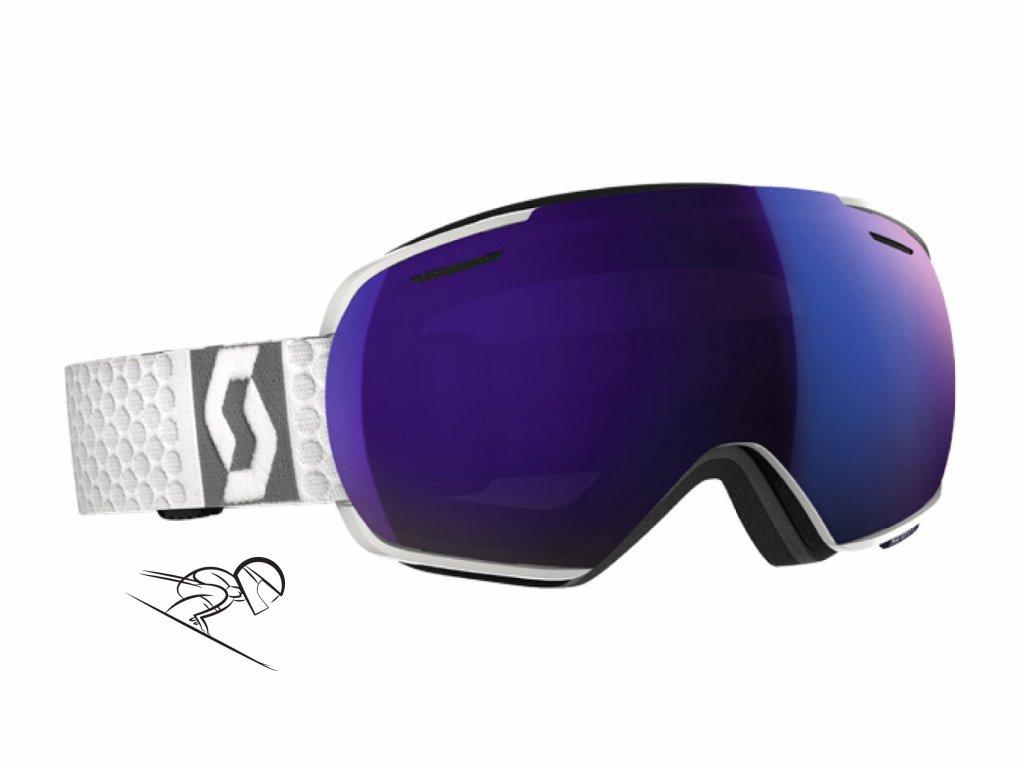 Scott Linx white 2445870002300 skiexpert