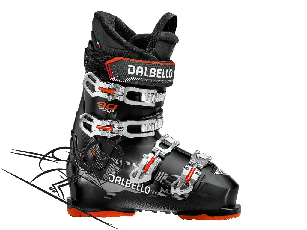 Dalbello DS MX 90 D1805003 00 skiexpert