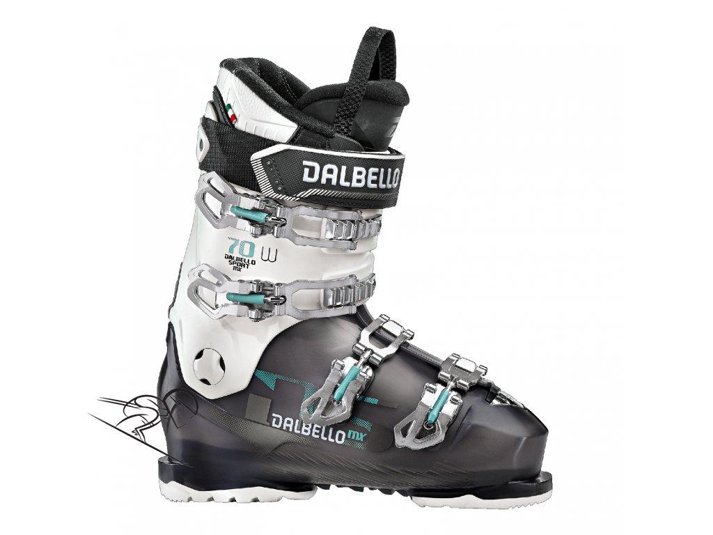 Dalbello DS MX 70 W D1805022 00 skiexpert