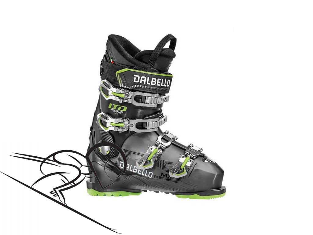Dalbello DS MX LTD Rental D1875001 00 skiexpert