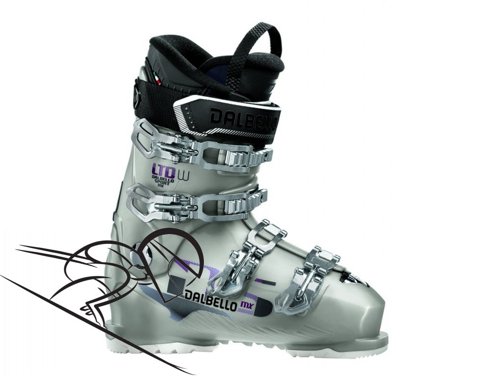 Dalbello DS MX LTD W Rental D1875021.00 skiexpert