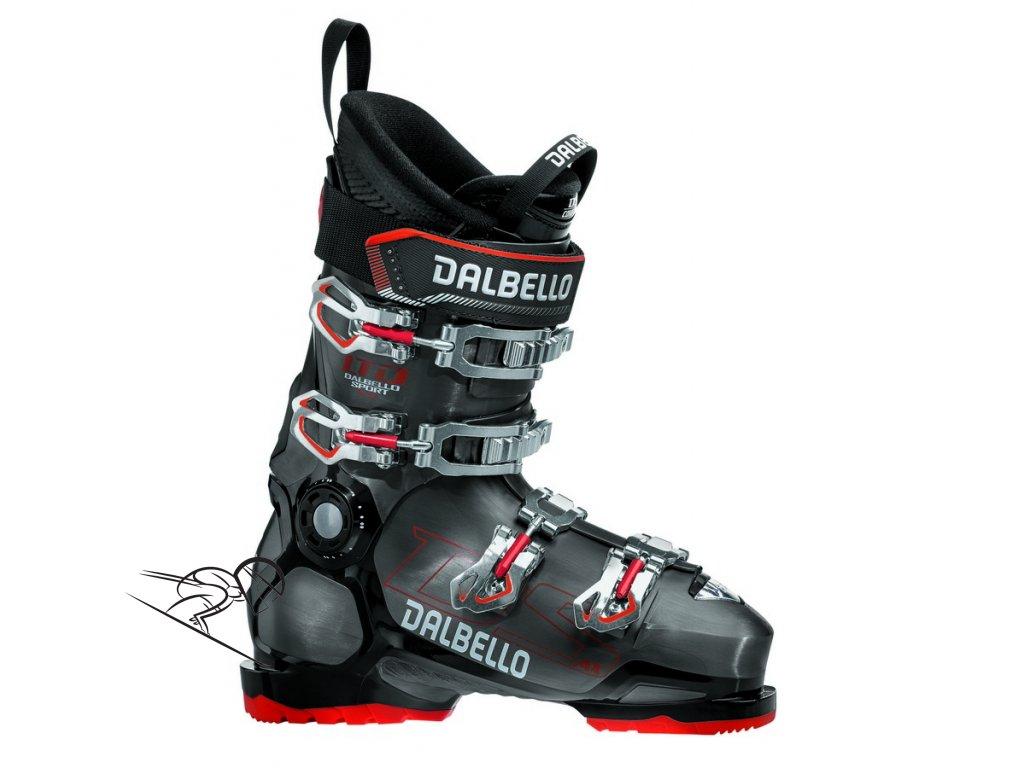 Dalbello DS AX LTD Rental 1874001.00 skiexpert