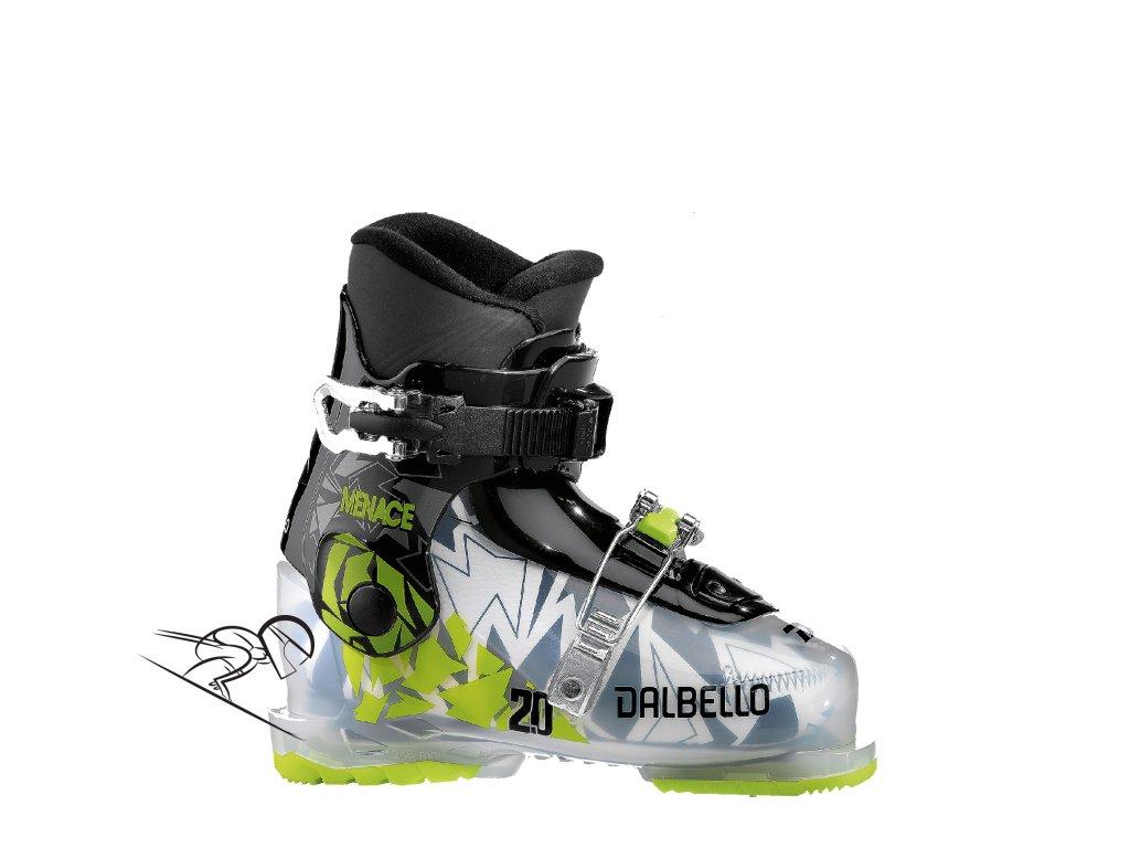 Dalbello MENACE 2 DME2J7 TB skiexpert