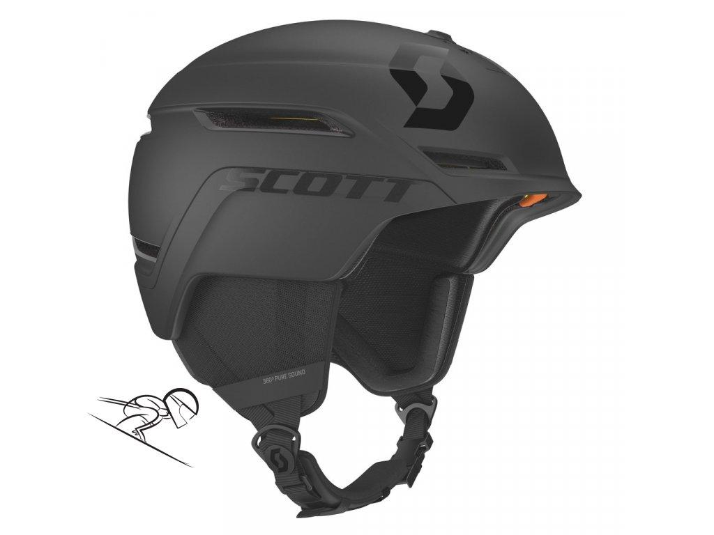 Scott Symbol 2 Plus D black 2545860001 skiexpert