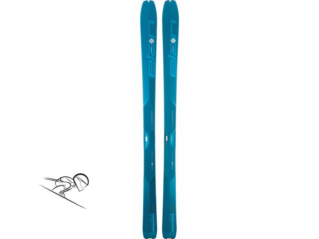 elan ski touring ibex 84 skiexpert cz