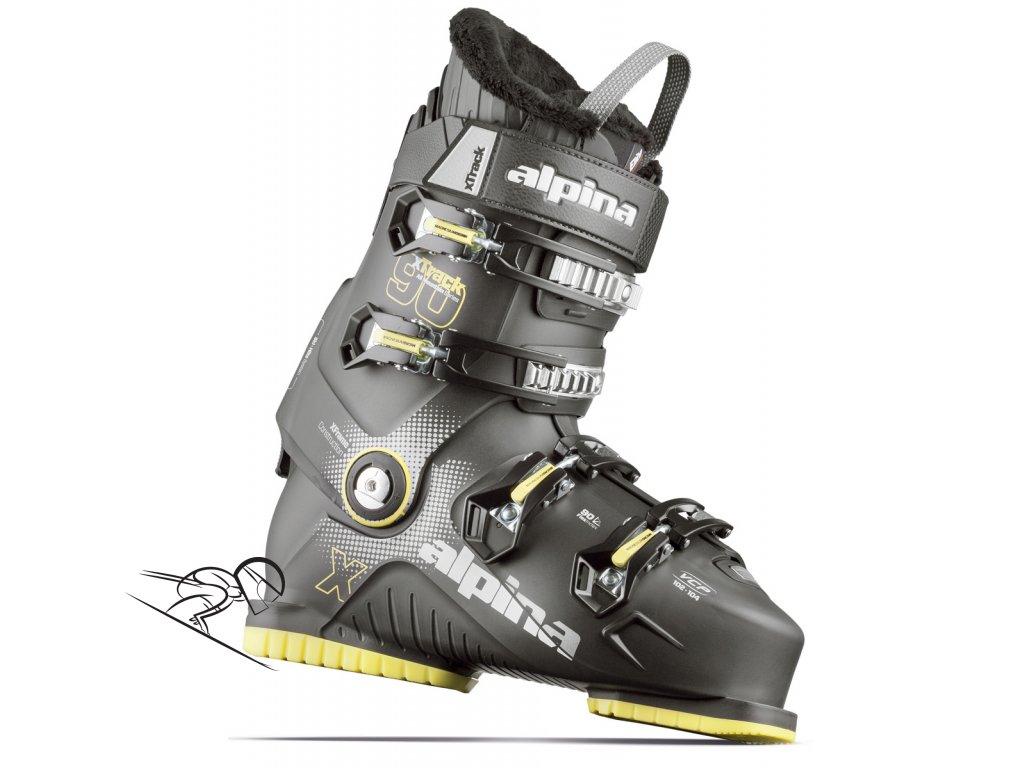 alpina 3a992 xtrack90 skiexpert