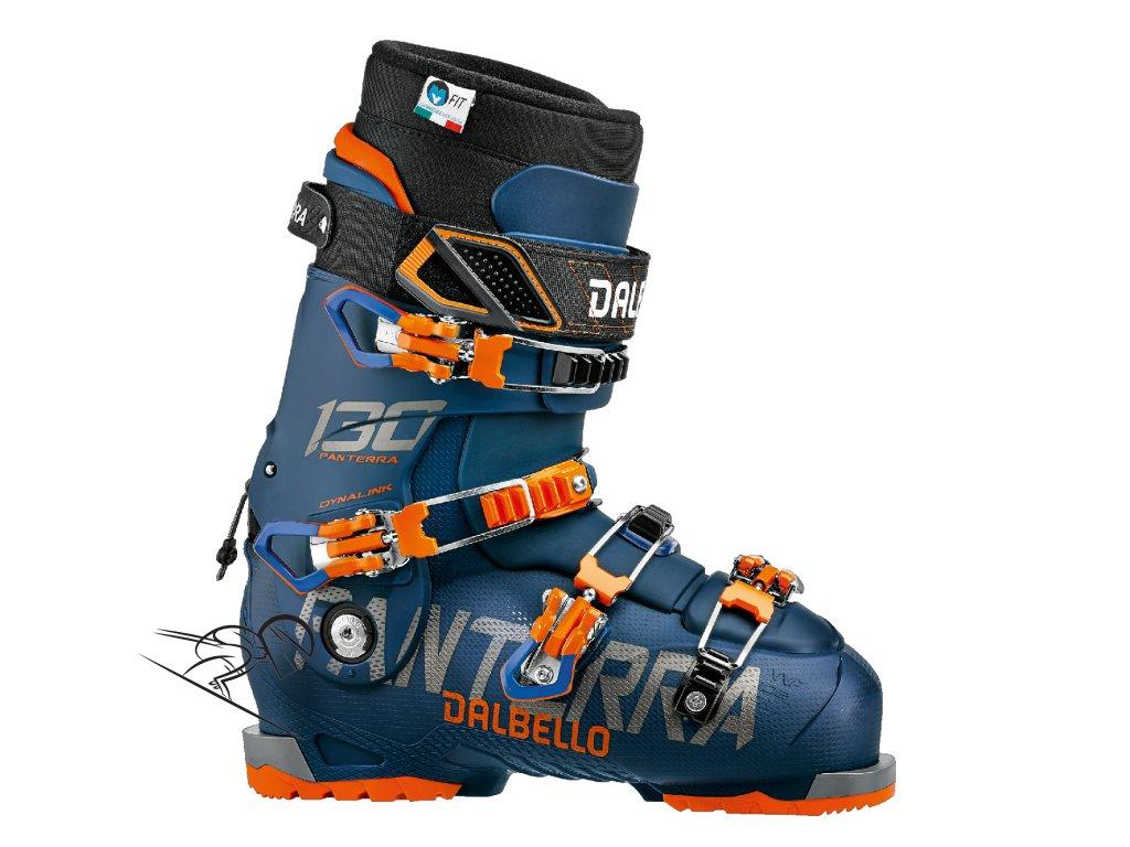 Dalbello PANTERRA 130 ID D1806101 00 skiexpert