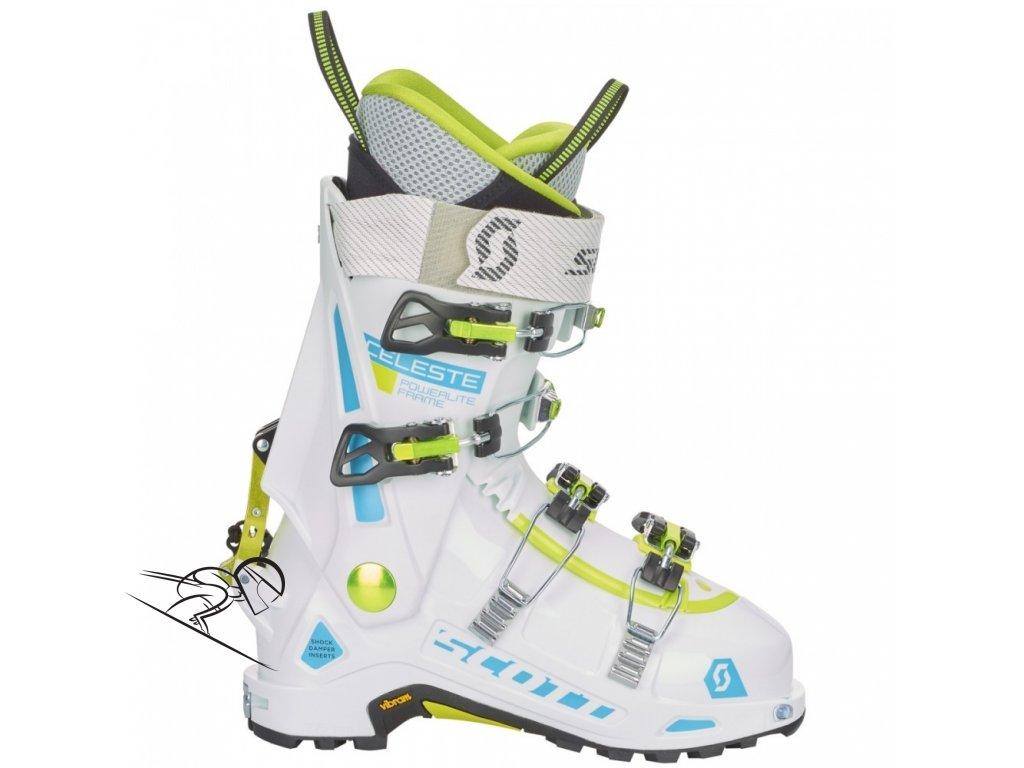 skialp boty damske Scott Celeste Skiexpert.cz 2673642597